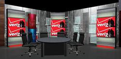 Proposal for Verizon Talk Show - Not Built