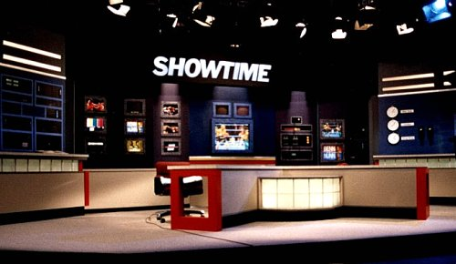 SHOWTIME Boxing 1995