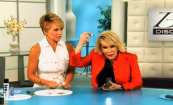 Joan Rivers for Tristar Discovery