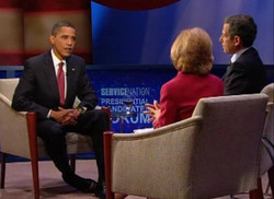 Presidential Forum  Obama