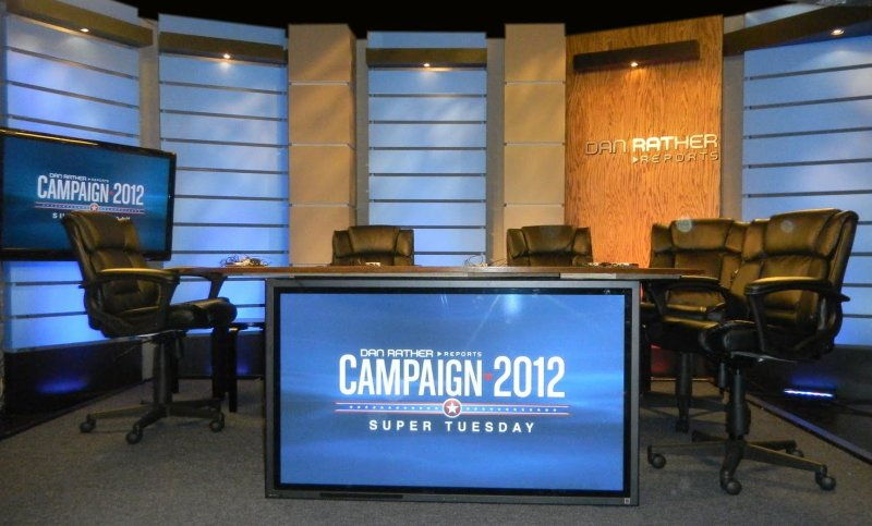 Dan Rather Reports- Campaign 2012