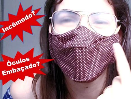 Máscara de Tecido. As melhores dicas para sua nova rotina.