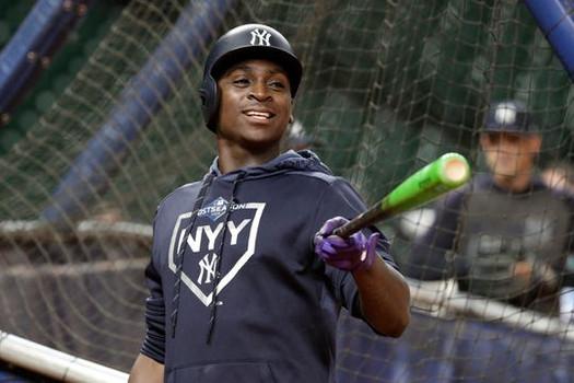 Yankees Batting Practice