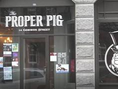 The Proper Pig giving back to local feeding program for kids