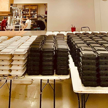Alfond Youth & Community Center cranks out meals for the needy