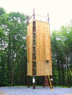 Dead River Climbing Tower