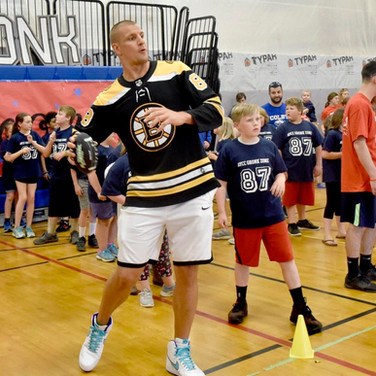 Gronk attends AYCC Appeal!