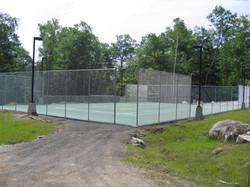 Tennis & Basketball