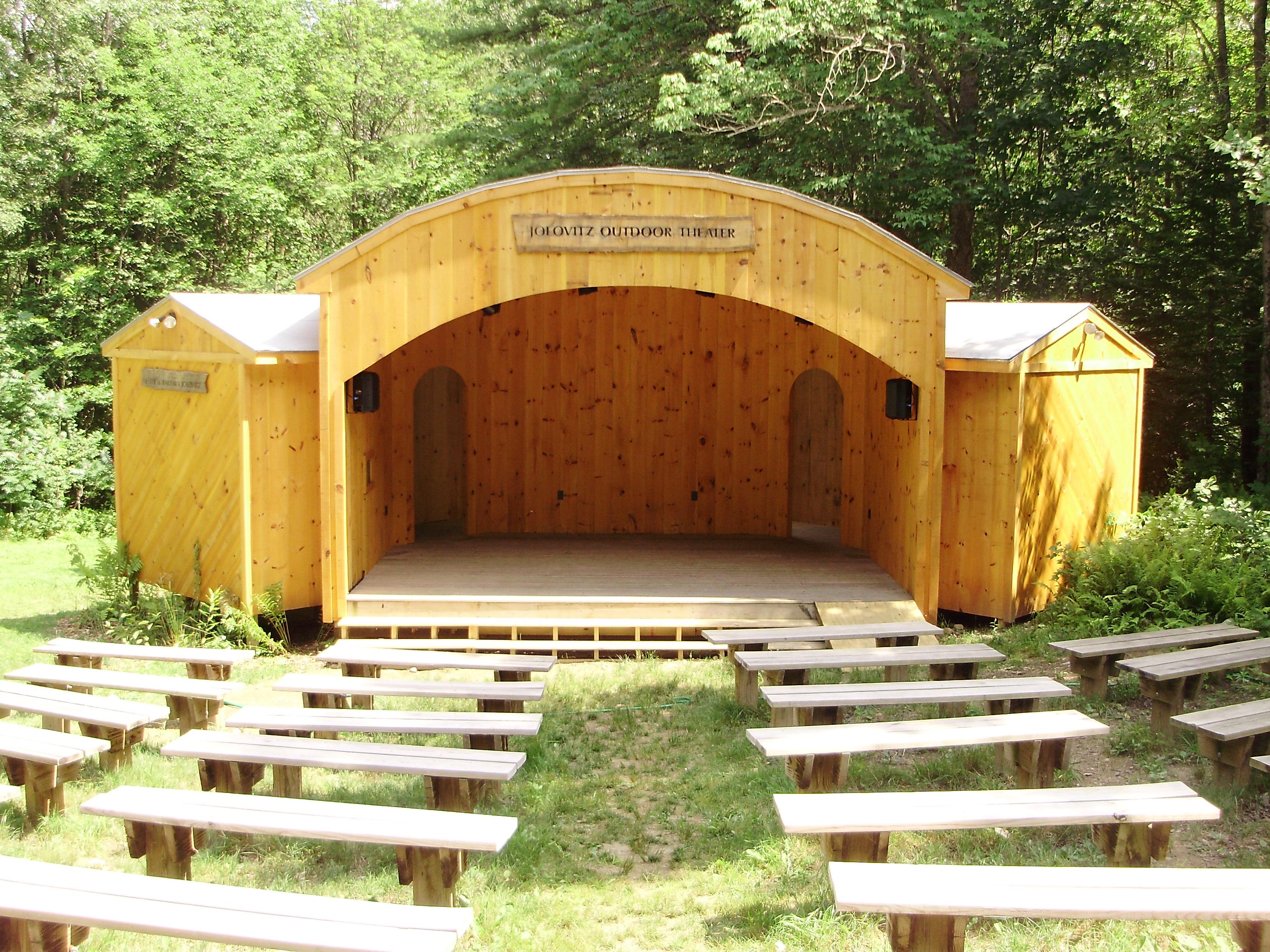 Jolovitz Outdoor Theatre