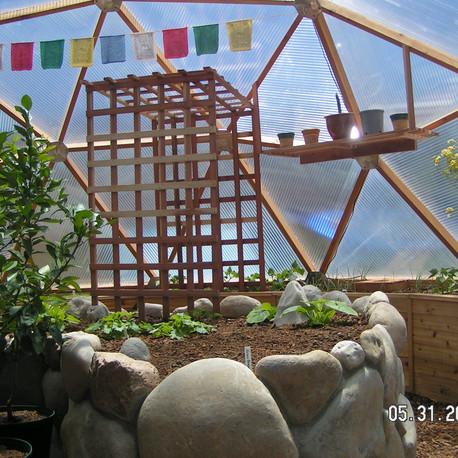 Sample Dome