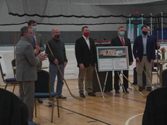 Planned ice arena in Waterville will bring hockey back to the area