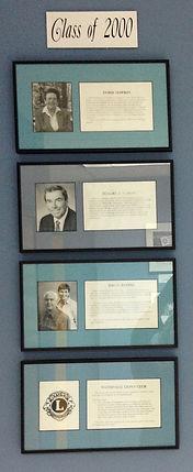 AYC, Dorie Hawkens, Robert Marden, Eagle Rental, Waterville Lions Club