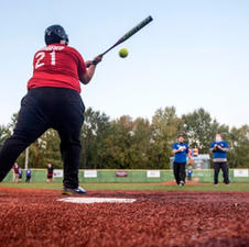 Sidelines: Love of the game is on display at Unified softball game