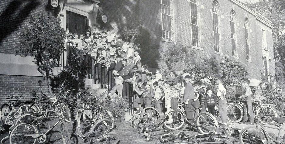 AYC History, original boys club members, boys club alumni,