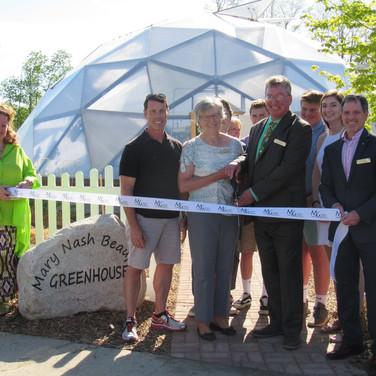 Waterville youth center's greenhouse feeding kids fresh veggies year-round