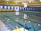 Aquatics, competition, indoor pool, dolphis swim club, swim lessons, open pool, practice swim lanes, aqua fitness, senior aquatics