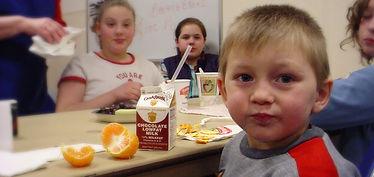 Free Lunch, Free Dinner, Snacks, Afterschool program, hot meals, feeding kids, food program, children services