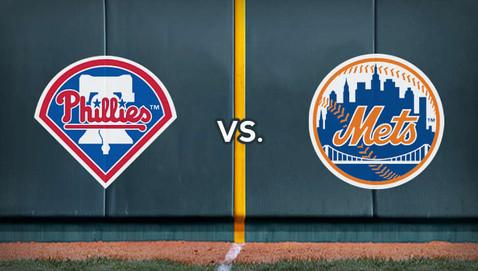 Philadelphia Philles vs. NY Mets