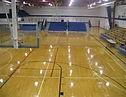 Gymnasium, basketball, floor hockey, flag football, volleyball, adult athletics, athletics, dance, adult fitness