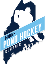 Maine Pond Hockey Classic Logo