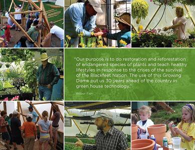 Gardening Dome Programs