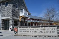 Museum at Gettysburg National Park