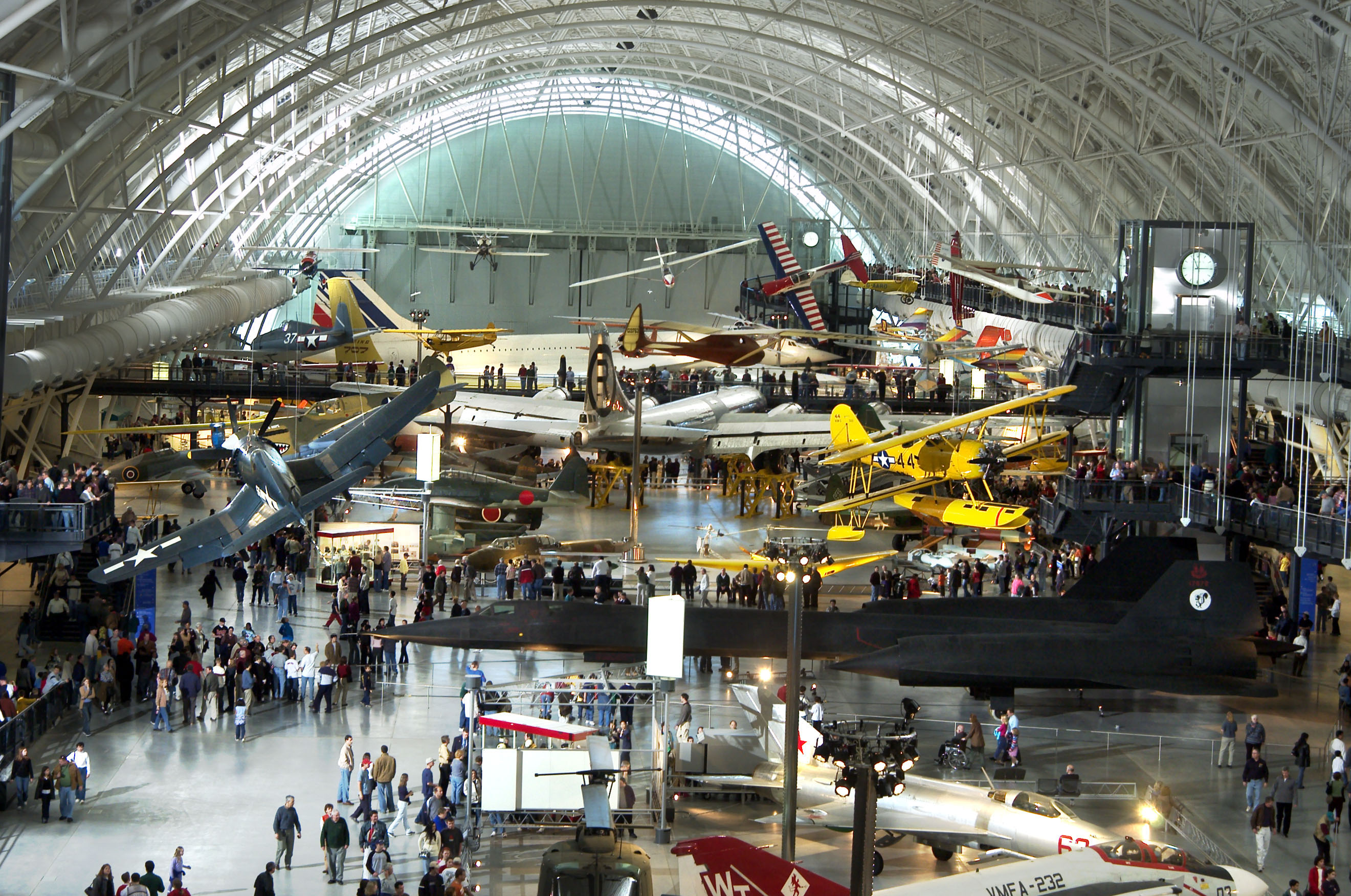Smithsonium Air and Space