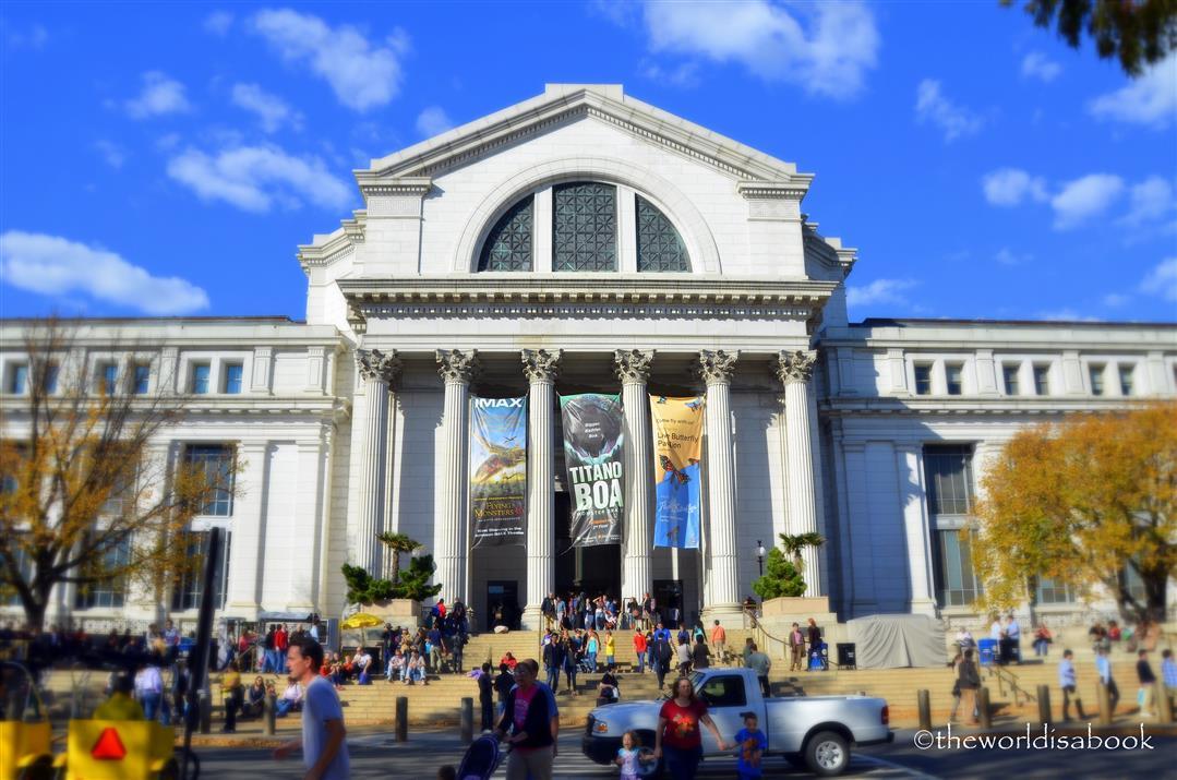 Smithsonium Natural History Museum