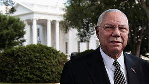 Secretary of State Colin Powell, the Biggest and the best in the country boys & girls club ymca AYC, merged, dream big