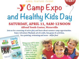 CAMP EXPO This Weekend!