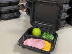 Free meal program makes a difference