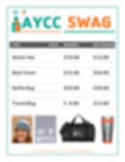 AYCC Swag Price Sign.png
