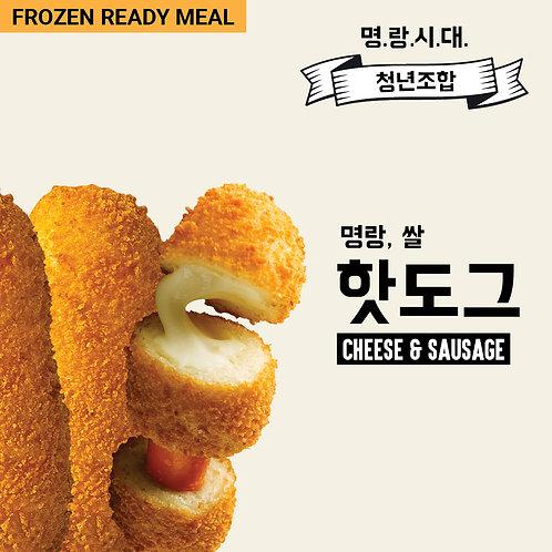 Half & Half MR Hotdog 3 Pack
