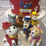 Paw Patrol Dogs