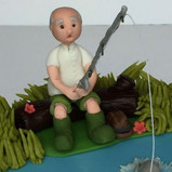 Fisherman Topper