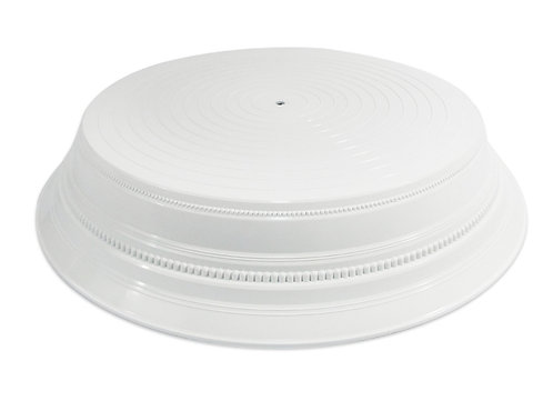 For Hire Price Only - Pearlised White Finish Cake Stand 14""