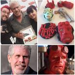 Ron Perlman - Hellboy