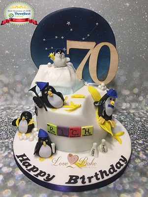 Wm Penguin , bananas, science, virgo mus