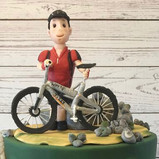 Cyclist Topper