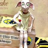 Dobby Cake Topper