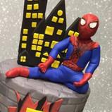 Spiderman Cake topper