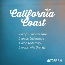 doterra california coast diffuser