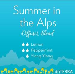 doterra summer in the alps