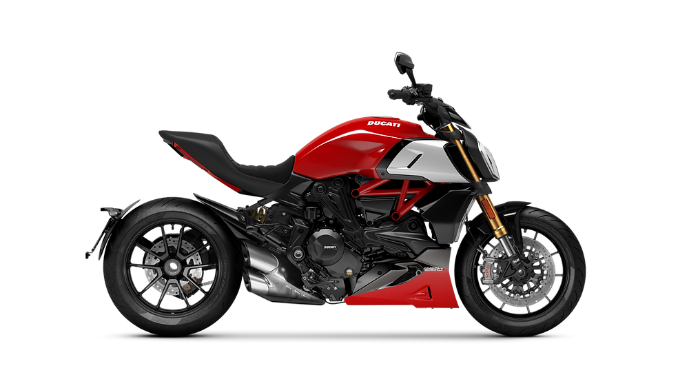 BMS, Blow Molding System is Ducati motorcycles Tier 1 provider