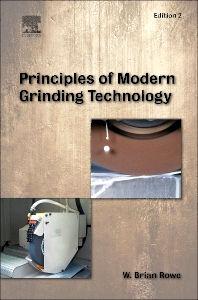 Principles-of-modern-Grinding Technology