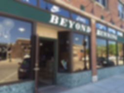 Beyond Running's Location in Downtown Fargo ND