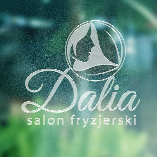 logo dla firmy dalia