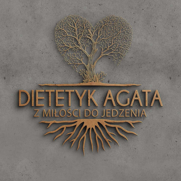 logo dla Studia dietetyki Agata