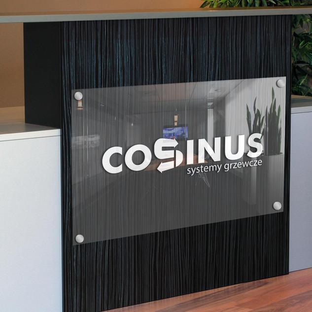 logo dla firmy cosinus