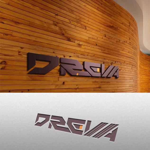 logo dla firmy DREVA